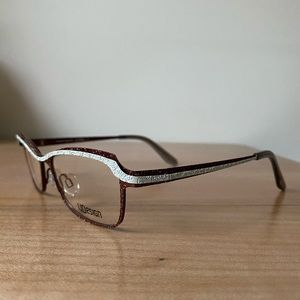 V.Design Eyewear Rx Ophthalmic Frames 51-16-135.